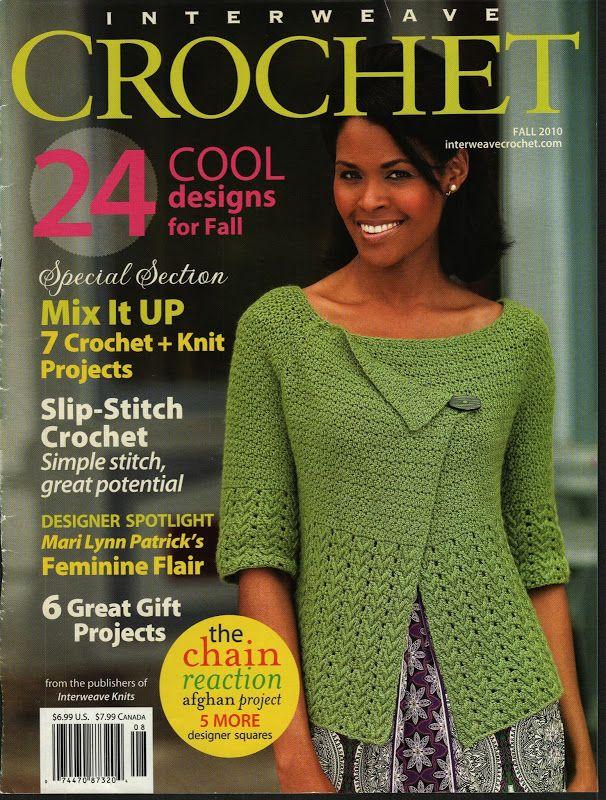 Interweave Crochet Fall 2010 - Алина Азинова - Picasa Web Albums