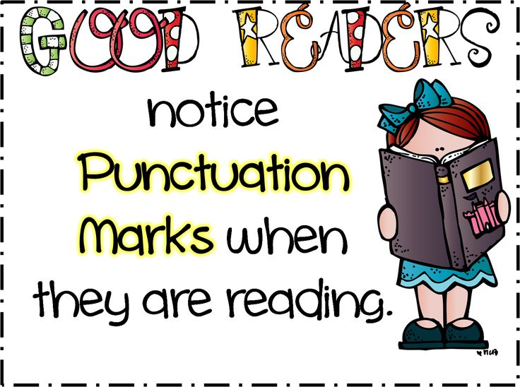 First Grade Wow: punctuation great mini posters