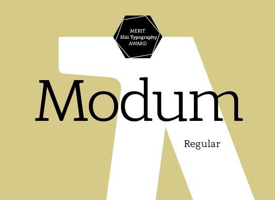 Modum Regular - Creative Fabrica