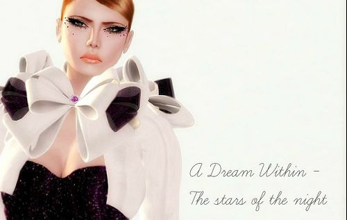 A Dream Within - The stars of the Night Featuring: Fellini at A Dream Within event and Blush Skin  http://sessie16.blogspot.co.uk/2013/11/a-dream-within-stars-of-night.html