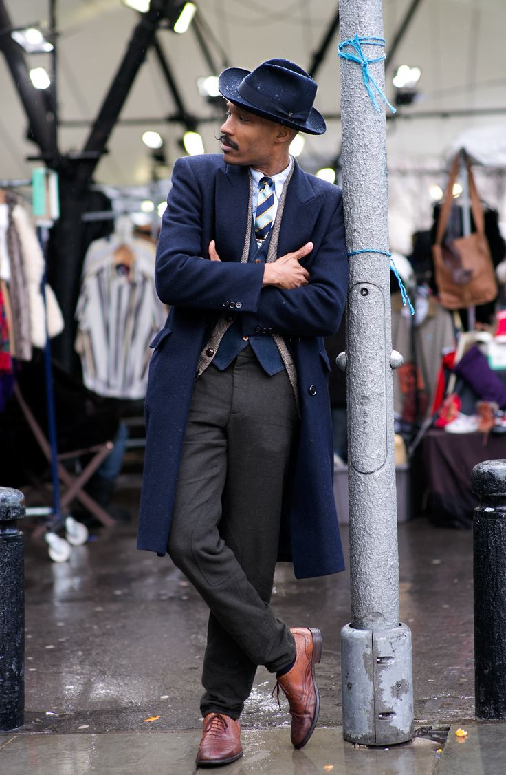 Shaun Gordon | Photo: ModeHunter | MEN'S FASHION