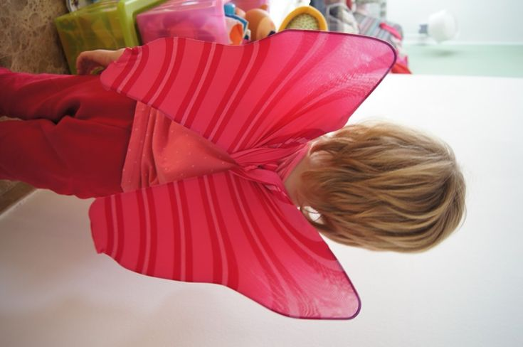 Ali di farfalla fai da te: idee per vestiti di Carnevale