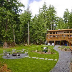 Savary Island Resort BC