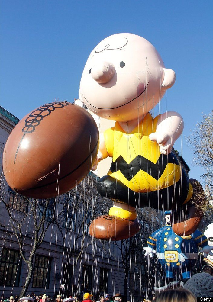 Macys Thanksgiving Day Parade 2012