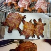 Redneck Turtle Burgers From Just A Pinch Recipe