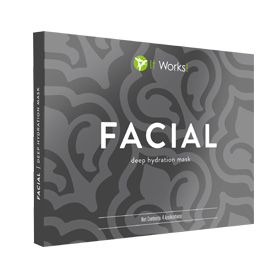 Facial- Don't wear your age on your face! This cream-infused, deep hydration mask soothes skin and softens the look of fine lines and wrinkles for a more radiant complexion and a younger looking, more beautiful you!  Soften the appearance of those fine lines and wrinkles Feel smooth and soothed through continuous hydration Wakes up tired skin with a burst of refreshing botanicals