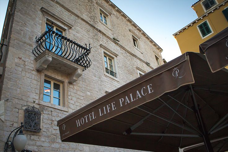 Hotel Life Palace - Šibenik, Croatia - hele lekkere taartjes!!!
