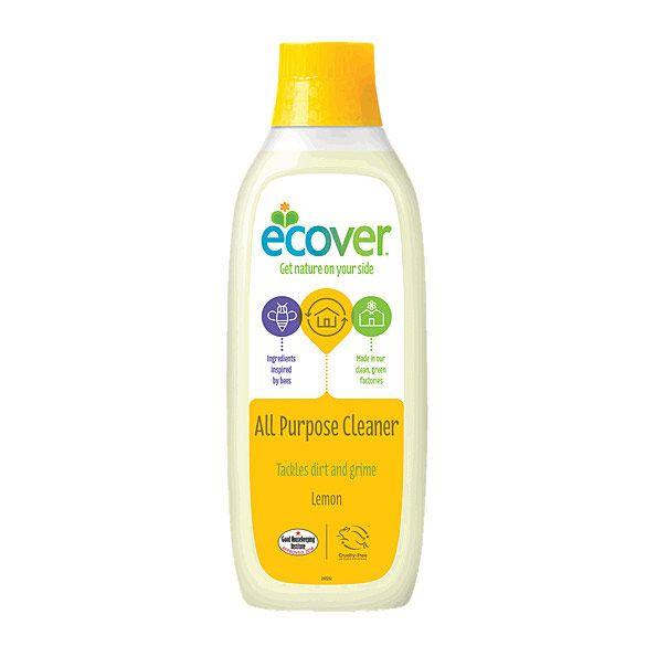 ECOVER Általános tisztítószer (új csomagolás) - környezetbarát, minden kemény felületre használható (felmosáshoz is)