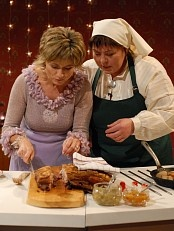 Hilde Hummelvoll - Kvelden før kvelden på NRK 2008