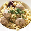 From freezer to tableFreezers Recipe, Marthastewart, Swedish Meatballs, Food, Meatballs Recipe, Freezers Meals, Martha Stewart, Meatball Recipes, Dinner Tonight