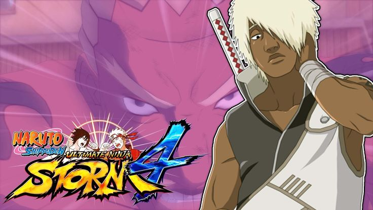 NARUTO SHIPPUDEN: Ultimate Ninja Strom 4: Darui x Raikage Combo Jutsu n ...