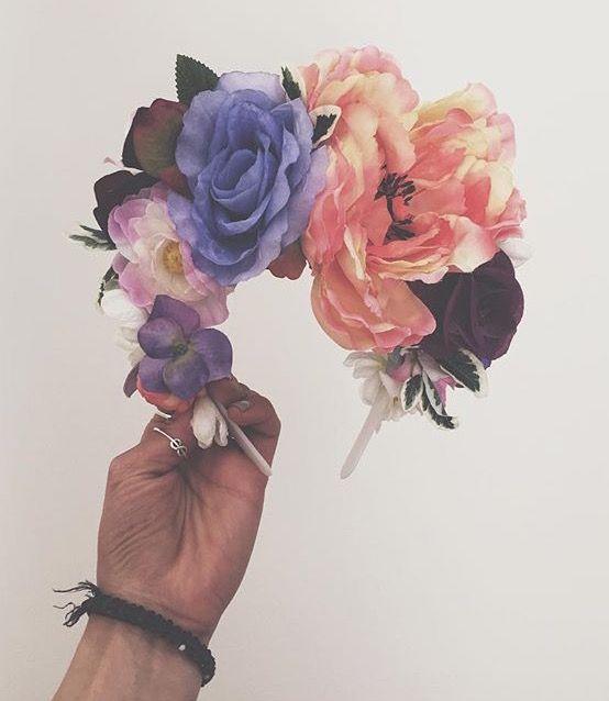 Wedding Flowers Canberra: 46 Best Flower Crowns