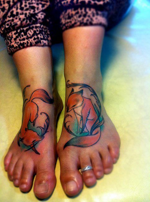 Henna Tattoo Vancouver Bc : Best tatoo ideas images on pinterest fox tattoos