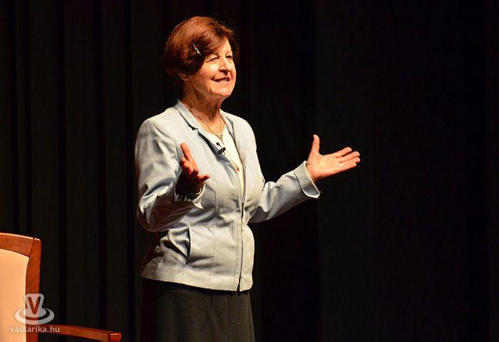 Túlélni az érzekmi analfabéták világában – Prof. Dr. Bagdy Emőke