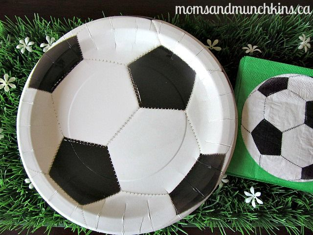 Soccer Birthday Party Ideas for Kids #KidsParties