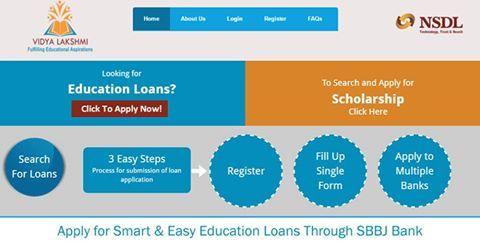 Apply for Smart & Easy Education Loans Through SBBJ Bank For more details on this visit - https://www.vidyalakshmi.co.in/Students #Educationloan #SBBJJaipur #onlinebanking #financialservices