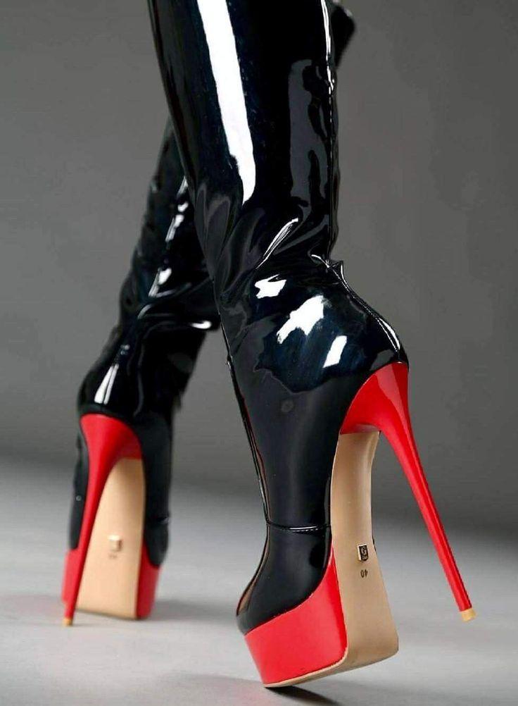 Ролики сдача злодейки на высоких каблуках член мокрой