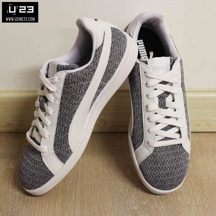 Sneakers Homme - Puma Smash Knit