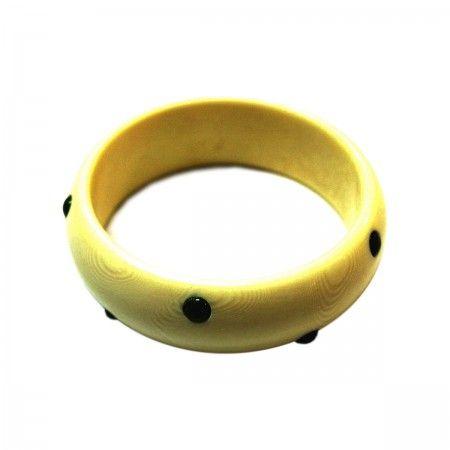 Lacrom - Sharra Pagano - Bracelet Single-piece bracelet in resin.
