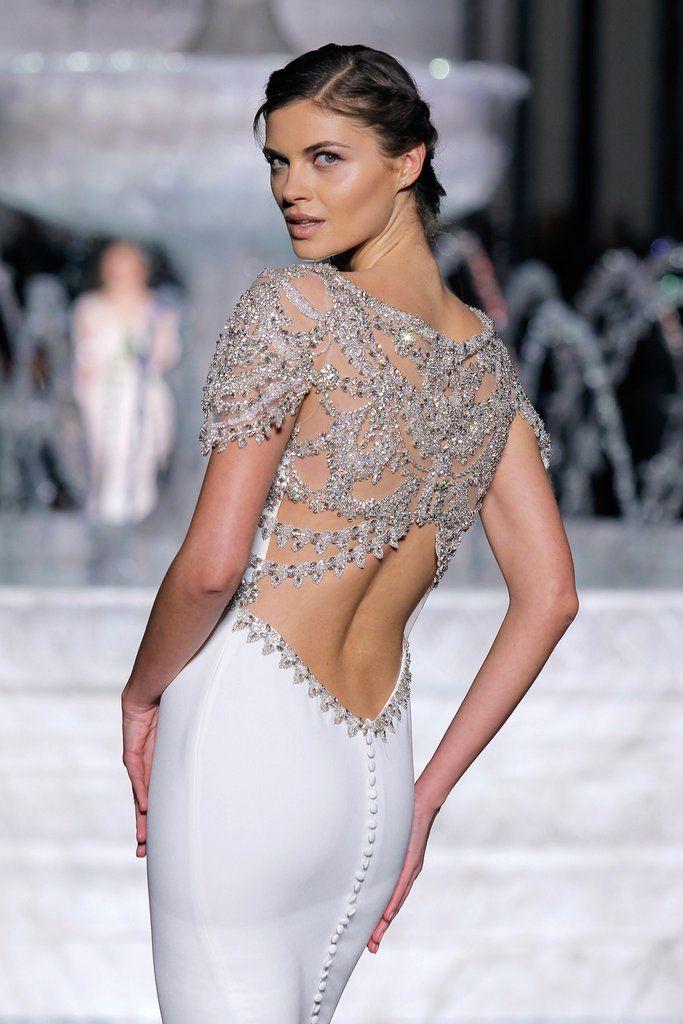 51234a6b52 Pronovias 'Roca' in 2019 | Shop Nearly Newlywed | Bridal fashion ...
