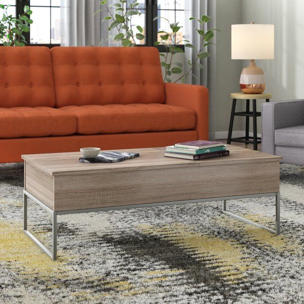 Pettis Lift Top Sled Coffee Table Coffee Table Lift Top Coffee Table Table