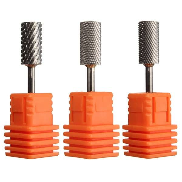 """1pc 3/32 Nail Art Drill Machine Bits Files Electric Manicure Tools Carbide Grinding Polish Head """"  Worldwide delivery. Original best quality product for 70% of it's real price. Buying this product is extra profitable, because we have good production source. 1 day products dispatch..."""
