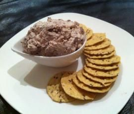 Recipe Nutty Olive Dip by Jo Thermo - Recipe of category Sauces, dips & spreads