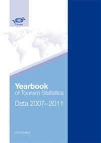 G 7-0/208 - Yearbook of Tourism Statistics.