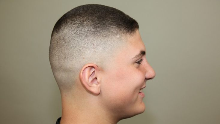 Time for Change: Modern Hairstyles for Men: fade-haircut