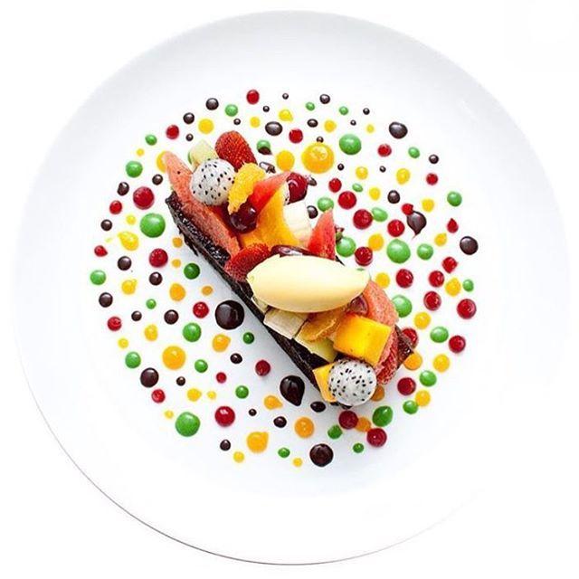 """Brioche Lost"" ✅ Signature dish of @yblinc / By @antox9 ✅ #ChefsOfInstagram"