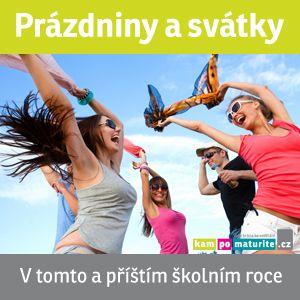 Články - prázdniny a svátky v tomto a příštím školním roce kampomaturite.cz