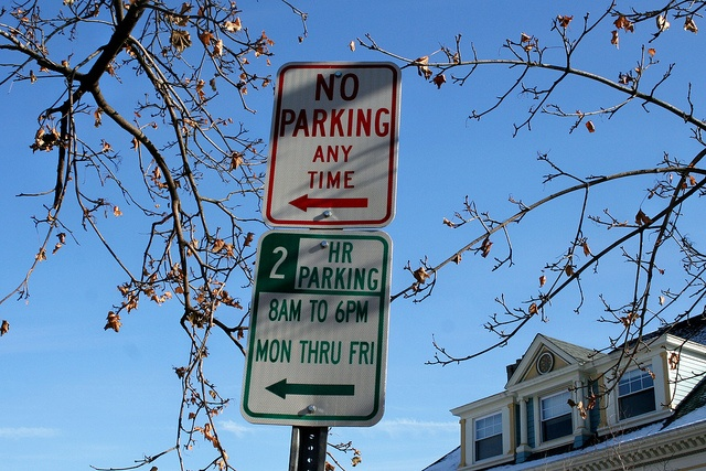Now I Know The Montclair NJ Parking Authority Is Messing With Me by johnleesandiego, via Flickr
