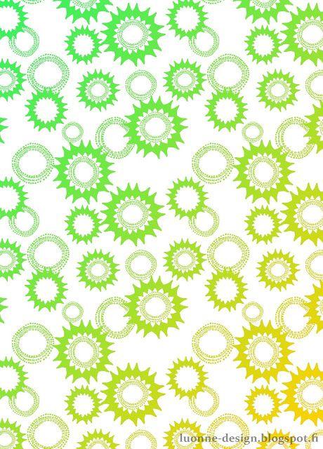 Sunflowers by Mirva Mähönen