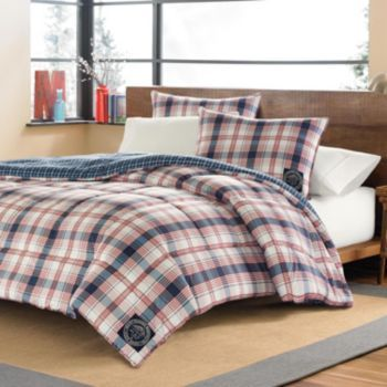 Eddie Bauer Sun Valley Reversible Comforter Set
