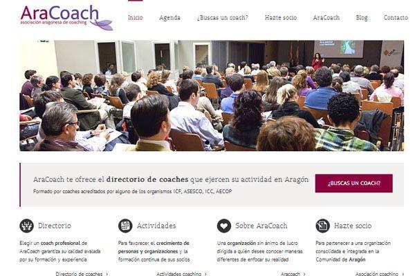 Aracoach, Asociación Aragonesa de Coaching, decidió utilizar nuestros servicio de SEO y analítica web como herramienta de publicidad y promoción >> www.aracoach.com #SEO #AnaliticaWeb #Aragon #Coaching