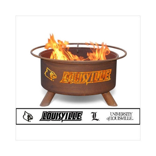 awesome!!!Louisville Cardinals, Products Collegiate, Collegiate Fire, Shops Low, Patios, Coolest Fire, Low Price, Patinas Products, Fire Pit