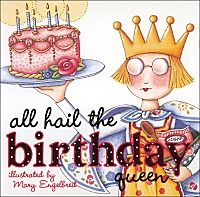 27 best mary engelbreit birthdays images on pinterest mary mary engelbreit all hail the birthday queen bookmarktalkfo Image collections