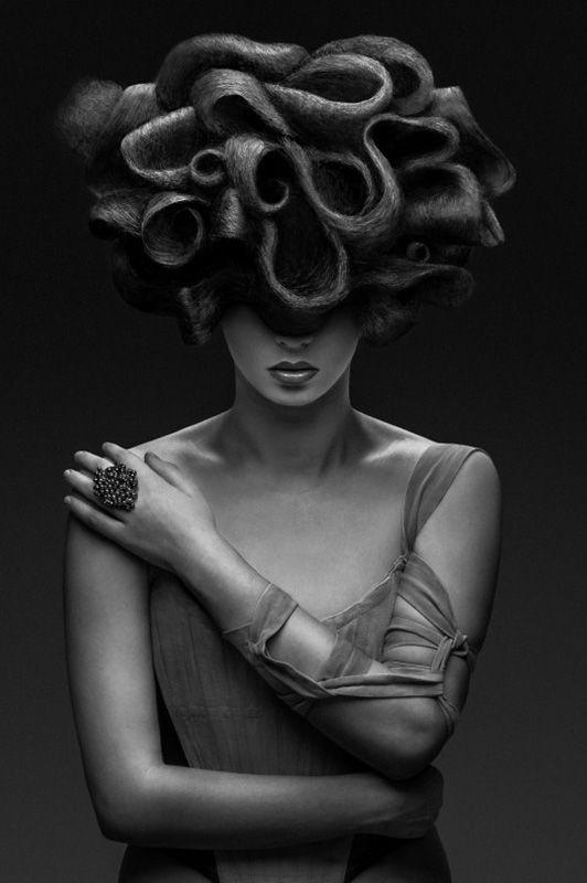 Creativity Award Style Masters Contest 2012, Bozena Sarek from #Ireland #SocialMedia #SantanaPeluquerosAlicante.