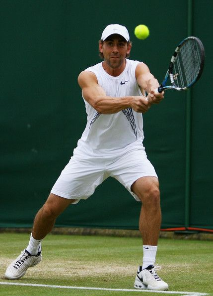 Bobby Reynolds Photos: The Championships: Wimbledon 2008 - Day 5
