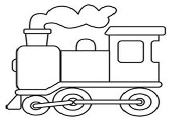 Belajar Mewarnai Gambar Kereta Api Di 2020 Warna Gambar Anak