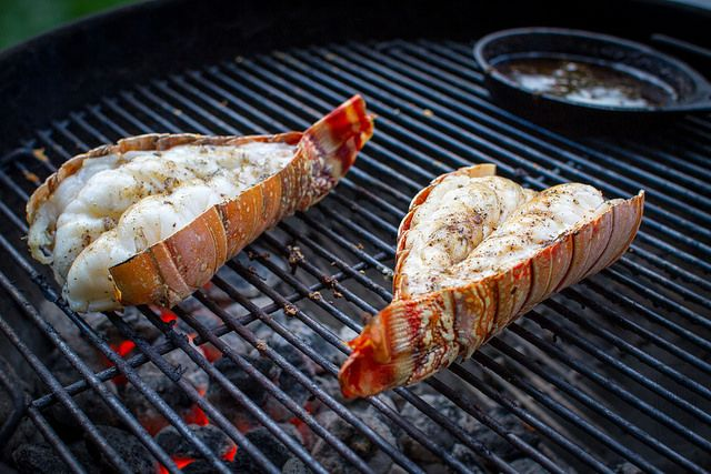 How to Grill Lobster Tail: Video