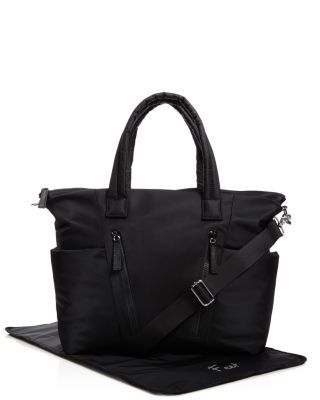 REBECCA MINKOFF Ellie Diaper Bag. #rebeccaminkoff #bags #baby bags #nylon #
