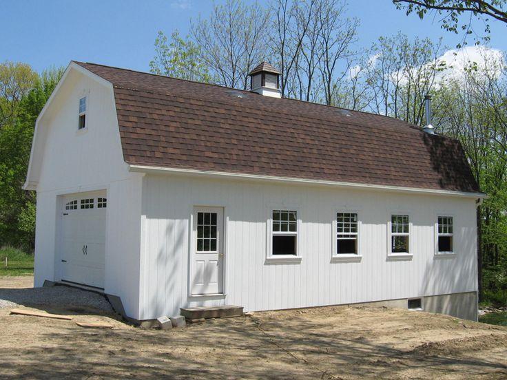 Dutch Barn Tiny Small Houses