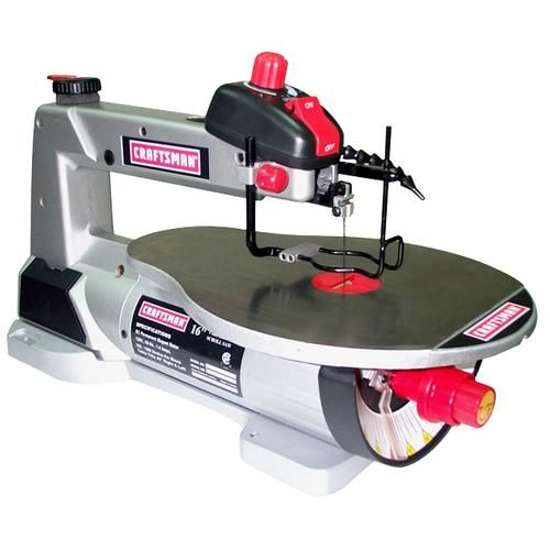 Best 25 craftsman scroll saw ideas on pinterest scroll saw scroll saw craftsman 16 in scroll saw benchtop variable speed greentooth Choice Image