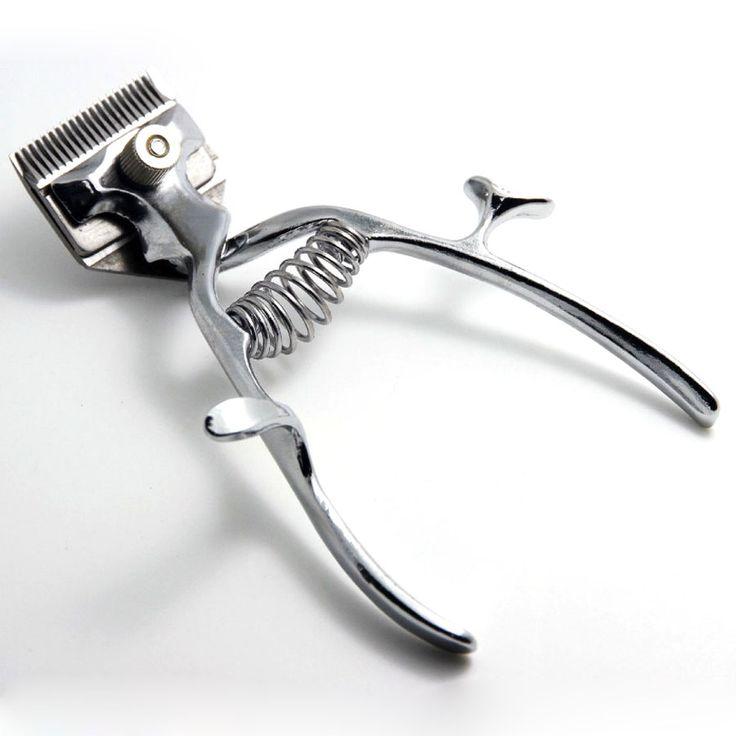 Zwierzęta/Konia Uwodzenie Ręczne Maszynki Do Strzyżenia Włosów-nie elektroniczny, instrukcja, cichy