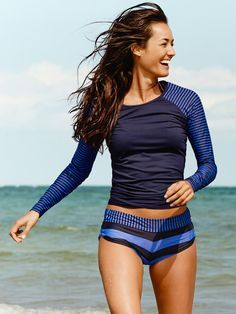 More of a sporty girl? Athleta has a wide range from one pieces and bikinis to leggings and tops for all your swim, surf and paddle board Experiences!