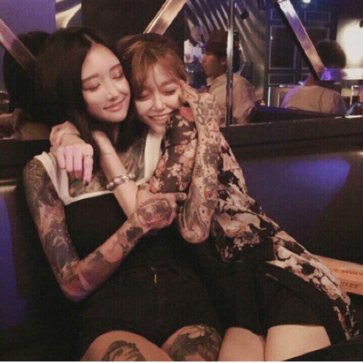 Mature korean lesbians