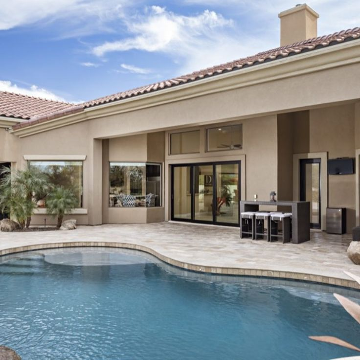 A Finer Touch Construction | Indoor-Outdoor Living in Cave Creek