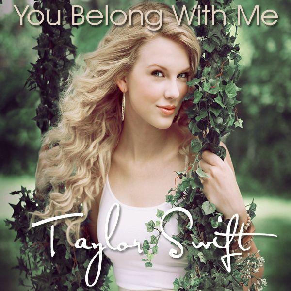 You Belong With Me Taylor Swift Album Cover | www.pixshark ...