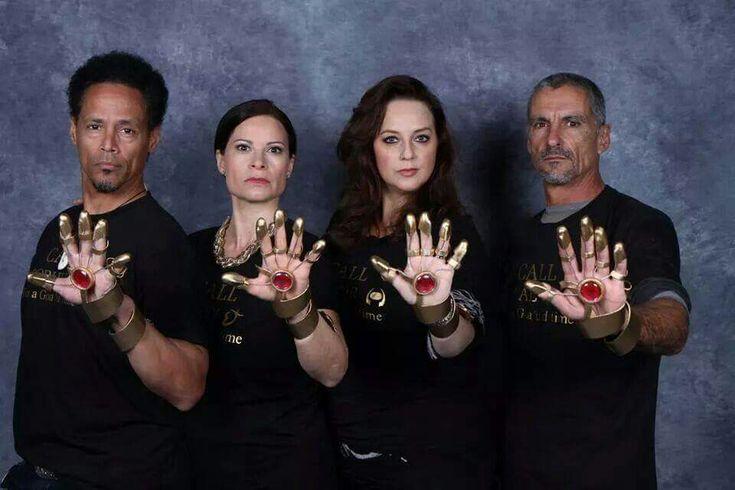 Apophis, Nirrti, Hathor, and Ba'al - Go'ould from Stargate SG-1
